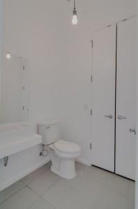 white bathroom remodeled 37205
