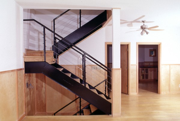 decorative staircase design build