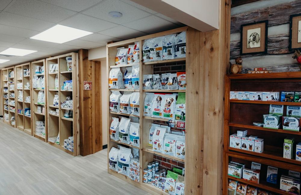 pet food supply design