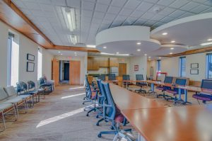 Modern Commercial Conference Room Architectural Design