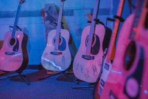 guitar studio design architect