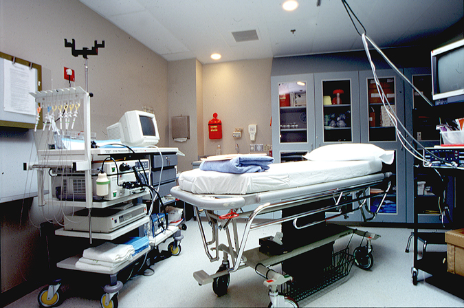 general surgery room
